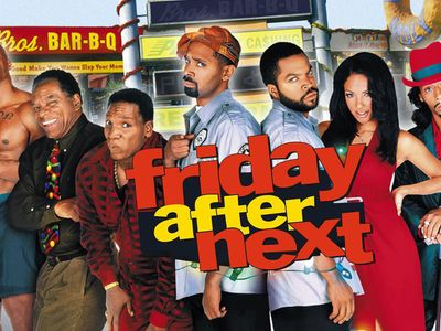 watch Friday After Next streaming