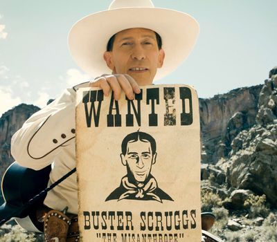The Ballad of Buster Scruggs online