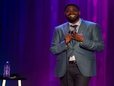 watch Ron Funches: Giggle Fit streaming
