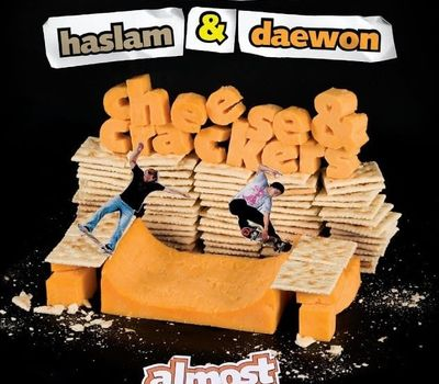 Almost Skateboards - Cheese & Crackers online