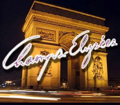 Champs-Elysées online