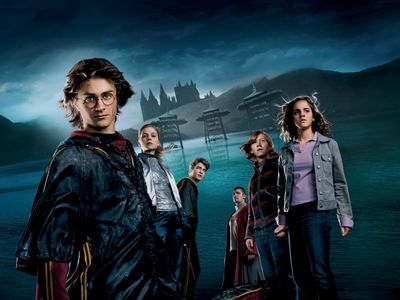 watch Harry Potter and the Goblet of Fire streaming