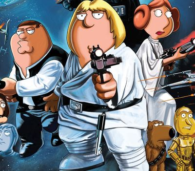 Family Guy Presents: Blue Harvest online