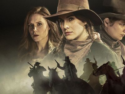 watch Godless streaming