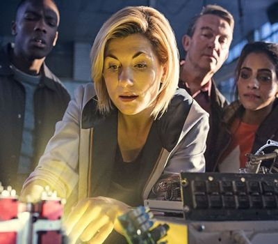 Doctor Who: Resolution online