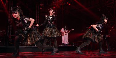 Babymetal: Live At Tokyo Dome STREAMING