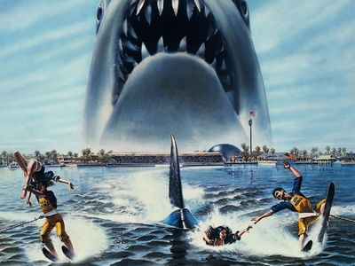 watch Jaws 3-D streaming