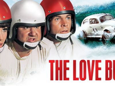 watch The Love Bug streaming