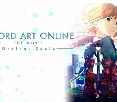 Sword Art Online The Movie: Ordinal Scale online