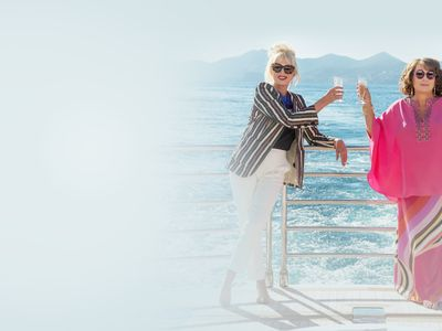 watch Absolutely Fabulous: The Movie streaming