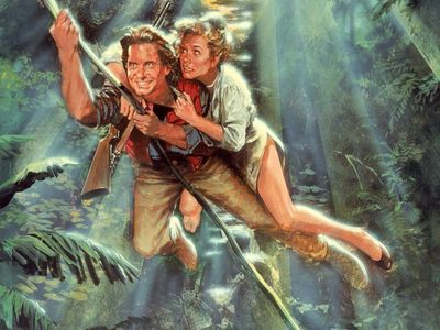 watch Romancing the Stone streaming