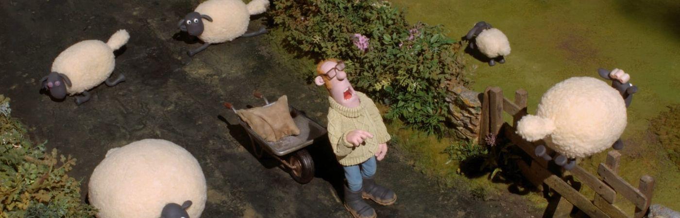 Voir film Shaun the Sheep Movie en streaming