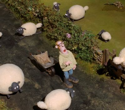 Shaun the Sheep Movie online