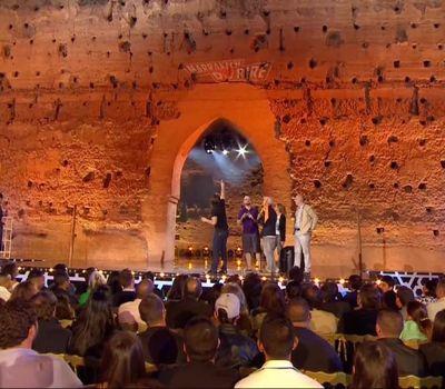Jamel et ses Amis au Marrakech du Rire 2013 online
