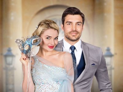watch A Cinderella Christmas streaming