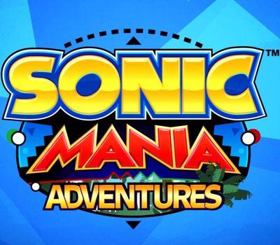 Sonic Mania Adventures online