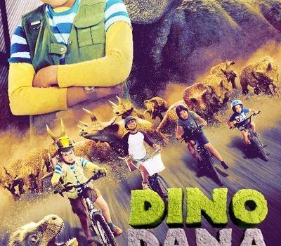 Dino Dana: The Movie online