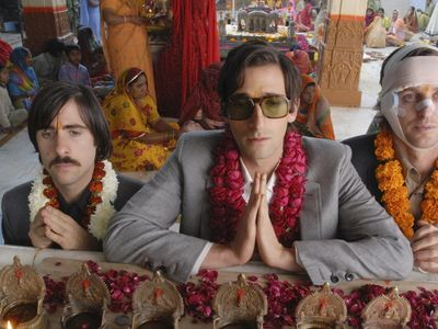 watch The Darjeeling Limited streaming