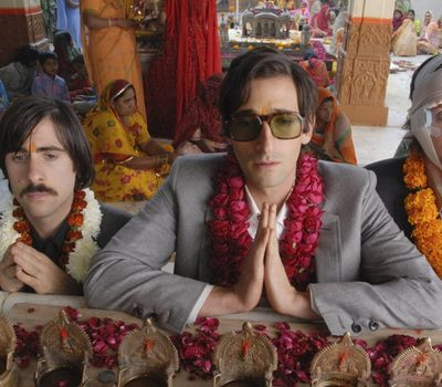 The Darjeeling Limited online