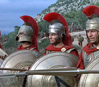 The 300 Spartans online