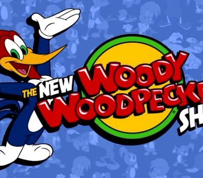 The New Woody Woodpecker Show online