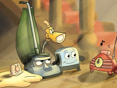 watch The Brave Little Toaster streaming