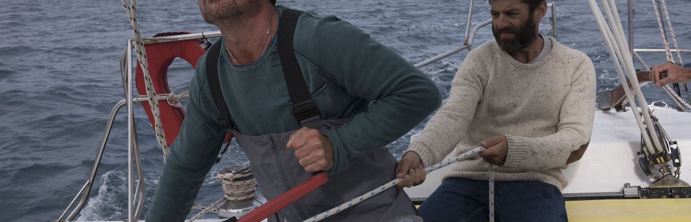 Voir film 119 jours : Les survivants de l'océan en streaming