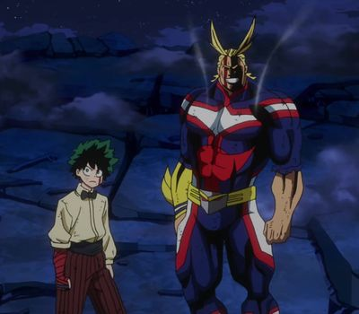 My Hero Academia the Movie: The Two Heroes online