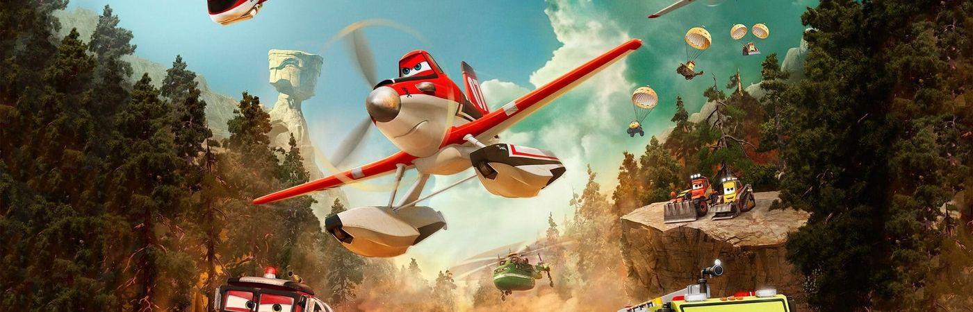 Voir film Planes 2 en streaming