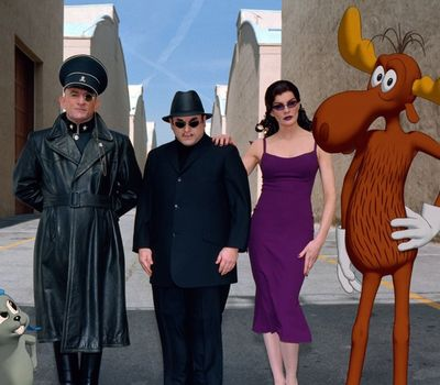 The Adventures of Rocky & Bullwinkle online