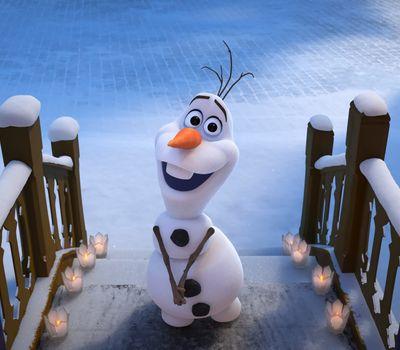 Olaf's Frozen Adventure online