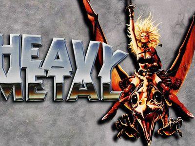 watch Heavy Metal streaming