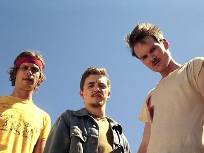 watch Band of Robbers streaming
