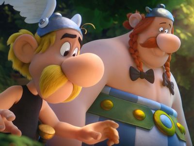 watch Asterix: The Secret of the Magic Potion streaming