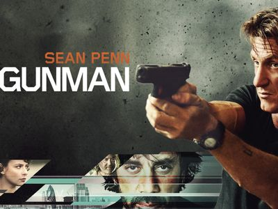 watch The Gunman streaming