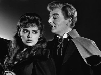 watch The Brides of Dracula streaming