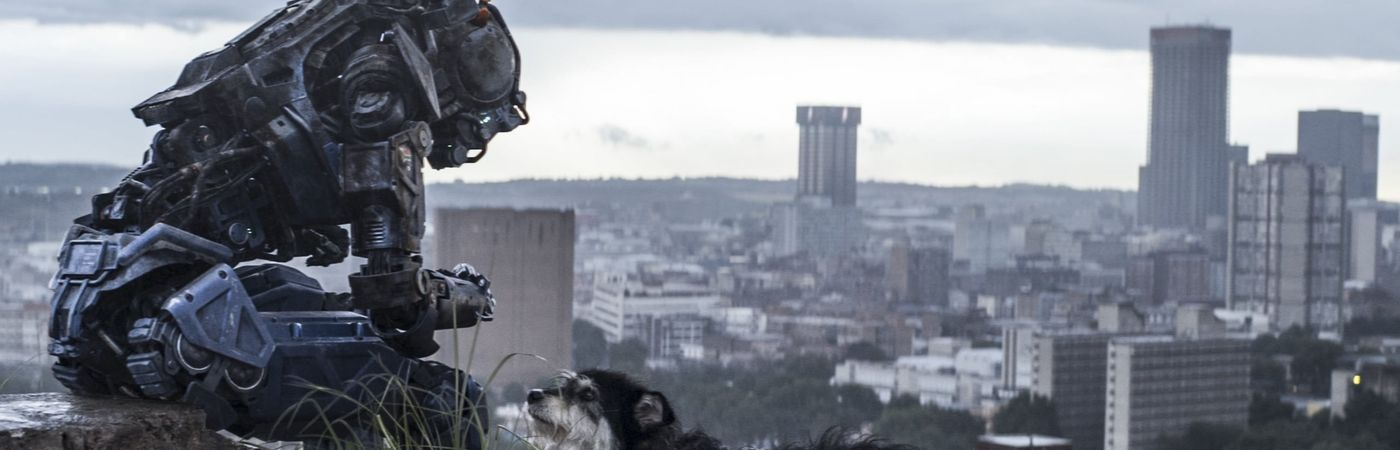 Voir film Chappie en streaming