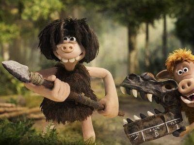 watch Early Man streaming