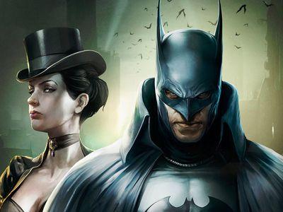 watch Batman: Gotham by Gaslight streaming