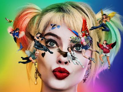 watch Birds of Prey (and the Fantabulous Emancipation of One Harley Quinn) streaming
