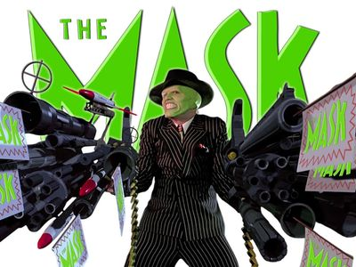 watch The Mask streaming
