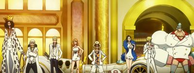 One Piece, film 13 : Gold online