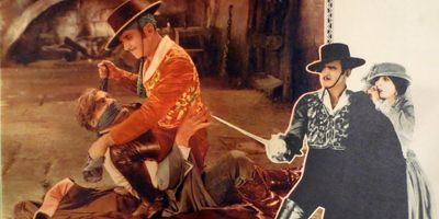 Don Q Son of Zorro en streaming