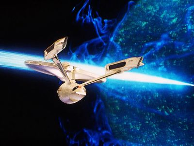 watch Star Trek V: The Final Frontier streaming