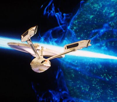 Star Trek V: The Final Frontier online