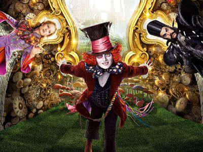watch Alice Through the Looking Glass streaming