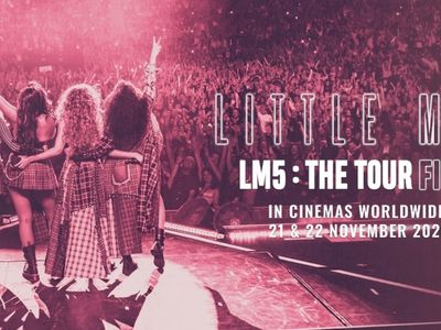 watch Little Mix: LM5: The Tour Film streaming