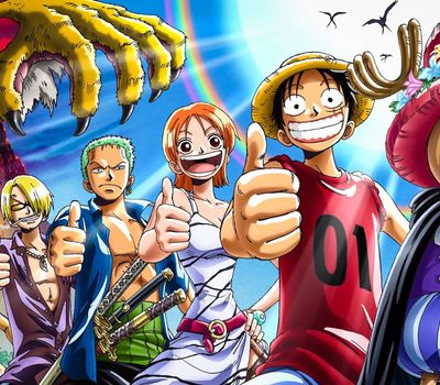 One Piece: Chopper's Kingdom on the Island of Strange Animals online