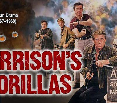 Garrison's Gorillas online
