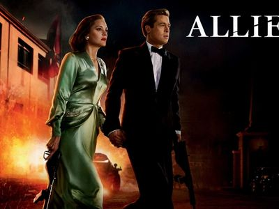 watch Allied streaming